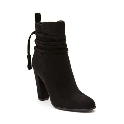 New-NOVO-KAREN-BLACK-Women-039-s-Boots-Shoes